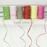 Custom Decorative Craft Paper Twine Rope Ribbon for Packaging