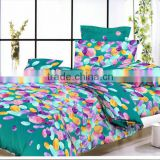 100%polyester dyeing /duvet cover/bedding setsheet/pillow case/trade assurance