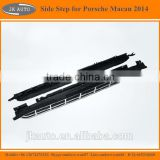Hot Selling Side Step for Porsche Macan High Quality Running Board for Porsche Macan 2014 Door Sill Plate