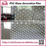 NEW ARRIVAL Glossy OPP window film decorative stained glass window film manufacturer accept OME