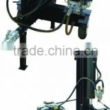 stand engine automatic hydraulic pneumtic wish wood log splitter