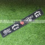 customized plastic cheap bar mat beer mat