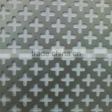 2015 Hot sale perforated metal sheet / stainless steel sheet / perforated aluminum sheet with various hole shape