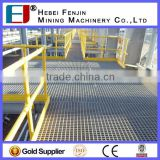 Anti-slip Molded Grating For Walkways Stairs, Footbridge Grating Floor, Outdoor Drain Grates