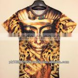 100% Polyester quality Polyester sublimation T-shirts/Custom Sublimation T-shirt your own beanding