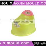 commodity plastic injection baby potty moulds,baby potty mold