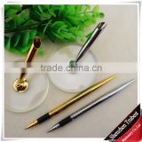 Table pen with 24K gold , desk pen