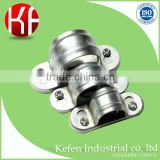 galvanized bar clamp/electrical conduit clamps/spacer bar saddle/metal conduit clamp/steel half saddle/GI pipe clamp