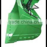 China made cleaning up bucket for excavator