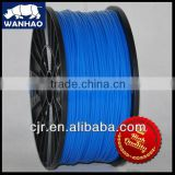 3D Printer Filament ABS filament PLA filament 1.75mm 3mm 45colors 1kg (2.2lb)/spool, also nylon and HIPS filaments