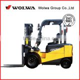 customer highly praised factory half alternating current 2.5T electric forklift GN25H for sale