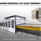 Automatic Tempered Glass Toughened Glass Production Line
