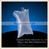 Inflated plastic bag / printed clear poly inflated bag                                                                         Quality Choice