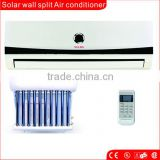 2015 hotsale 9000btu hybrid solar air conditioner split system
