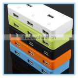 High quality Aluminum 4 Port 3.0 USB Hub