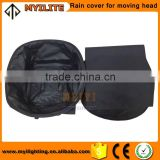 Rain cover for led moving head stage lighting
