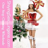 2015 Top Grade Wholesale Newest Plus Size Christmas Costume instant sex for women For WomenLadies