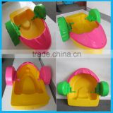 Manufacturer colorful kids hand paddle boat, water kids pedal paddle boat ,exciting swan pedal boat                                                                         Quality Choice                                                     Most Popular