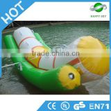 Hot Sale inflatable water park games, water games for adults, inflatable water games flyfish banana boat