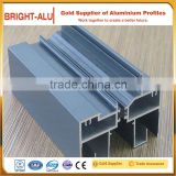 Factory supply 6063 top quality aluminium extrusion profile for aluminum unitized curtain wall
