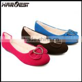 Wholesale fashionable shoes for women , cheap colorful China shoe manufacturers ladies shoes