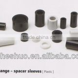 standrad range polyamide spacer sleeves and akrolon are available