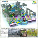 Castle theme free design CE & GS standard eco-friendly LLDPE kids indoor play centre equipment for sale