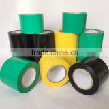 Black/white handy duct tape for pipe wrapping
