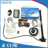 with relay fuel monitoring vehicle gps tracker with realtime web based tracking system with CE ROSH