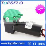 High pressure diaphragm brushless dc 12v face & body aesthetic device pressure air compressor pump