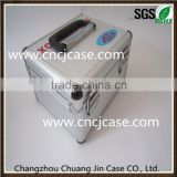 China factory price carrying medical paramedic doctors silver aluminum first aid kit box