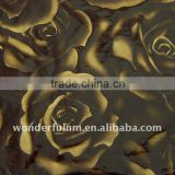 Hot Stamping Foil For Textile ,paper ,leather