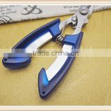 Multi function take the hook clamp the wire cutting nipper fishing pliers Fishing pliers, fishing scissors