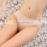 New Sexy Women Low Waist Invisible Briefs Knickers Underwear Lady Seamless Panties Thong T Back