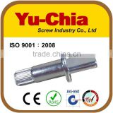 stainless steel bolt and nut spare part yamaha motorcycle part