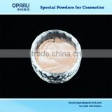 golden series inorganic pigment khaki color pearl powder for foundation