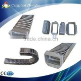 China Mill Machine tool steel conduit protective cover