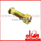 forklift part HELI 1.5T bolt, front axle hub