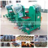Factory direct sale coal powder briquette press machine coconut charcoal briquette making machine price