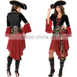 Pirates of the costumes for Halloween costume eport game uniforms temptation Cosplay clothing