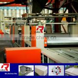 China automatic mgo board making machine for the construction/automatic magnesium oxide board cuting machine