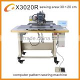 industrial pattern sewing machine for bags,shoes,jeans,shirts,caps,car seats,watch strap, safety belt, webbing, velcro tape