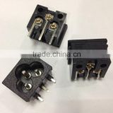 IEC 320 C6 3 pins AC power supply socket BX-190