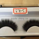 Various lashes style high quality 3d horse hair eyelashes