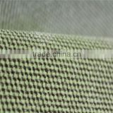 soft 100% polyester small check fabric for sofa, velour fabric, striped upholstery fabric, car seat cover fabric, bag fabric