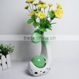 Wholesale hollow ceramic elephant flower pot(AM-FP09)
