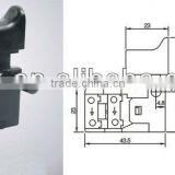 Electric tool switch 6A 250v 5e4 power tool switch for Hitachi BK-032