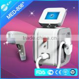 New design germany 8.4 inch touch color screen soprano 808nm diode laser hair removal machine