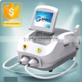 hot selling !! vertical ipl &RF&E-light& shr laser hair removal best ipl promotional equipment from China