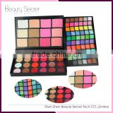 Manufacture Wholesale Waterproof Shimmer Matte wholesale makeup 96 colors eye shadow palette